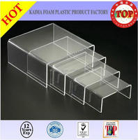 China factory supply new coming restroom acrylic sign holder