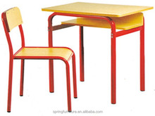 2015 cheap price children school table with chair, study chairs CT-316