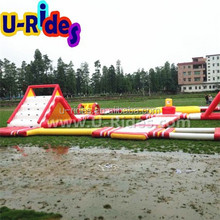 Inflatable Water Park Game