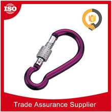 Many specialized equipment high quality fashion Outdoor carabiner clock