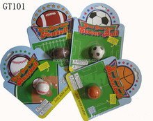 New Design Children Fashion Water Toys Basketball Growing Toys