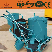 Manufacture Hot melt Hand Push Thermoplastic Spraying Road Marking Paint Machine