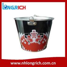 5L Promotion Tin Ice Pail Ice Bucket