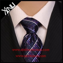 Wholesale Cheap Jacquard Woven Polyester Tie for Men