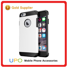 Hard plastic Slim armor Cell phone Case thin for iPhone 6 case