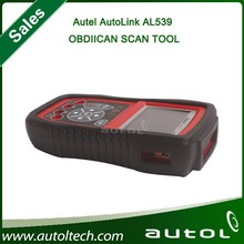 Car Diagnostic Scanner Universal Autel AutoLink AL539 Diagnostic Machine for Cars