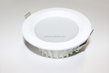 Jewelry Showcase lighting 3inch/4inch 9w/12w smd led downlight with CE ROHS SAA certificate