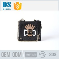 New Design Fashion Accepted ODM/OEM leather clutch bag