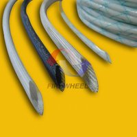 Fiberglass wire insulation sleeves heat resistant insulation for electrical wire electrical insulation sleeving
