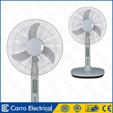 New arrival 12 volt cooling dc motor table fan quiet table fans