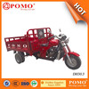 Peru Hot Sale 4 Wheel Heavy Load Strong 300CC Water Cooled Engine Powered Triciclo De Carga