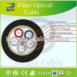 GYTA/GYXTW/GYFTY/GYTS/GYXTC8S/ADSS 12 core single mode fiber optic cable