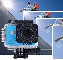 Original 2015 New Product sj5000 wifi NTK96655 MN34110PA 14MP action camera SJCAM SJ5000 WIFI video camera