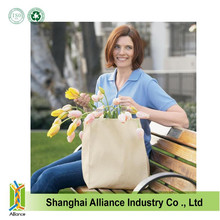 Natural Grocery Cotton Tote Bag for vegetable fruit On Sale
