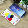 New Arrival Colorful Customized 3D Printing IMD Soft Protective Phone Case for iPhone 6 Case TPU