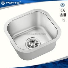 Fine appearance factory directly top sale commercial knee-operated sink of POATS