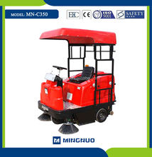 robot garbage collection equipment ,C350 robot sweeper vehicle