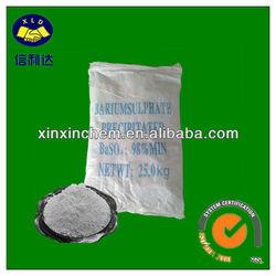 Hot Sale 98% Min Barium Sulphate / Barium Sulfate Precipitated