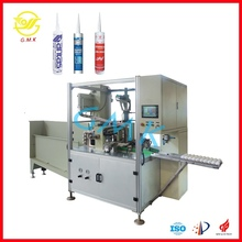 ZDG-300 silicone sealant full automatic cartridge filler filling machine