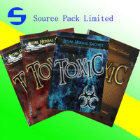 TOXIC spice potpourri packing bag/spice potpourri bag/TOXIC legal herbal sachet