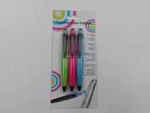 colorful multipurpose touchscreen plastic ballpen