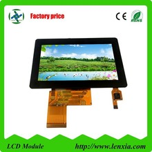 Capacitive screen 480x272 4.3'' industrial touch panel pc for tablet pc