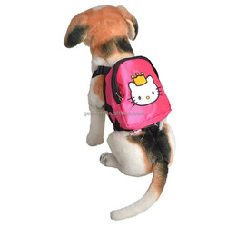New Dog Bag Out Pet Bag Kitty Or Frogs Carry Portable Food Package
