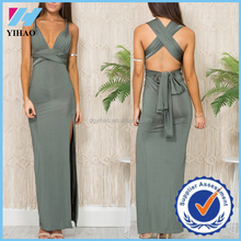 wholesale clothing free prom dress designer clothes long night maxi dress for women