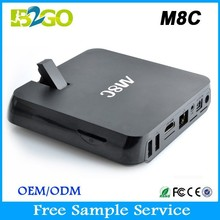 M8C amlogic s802 Quad core free samples with free shipping Smart Android TV Box