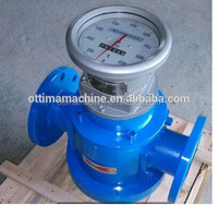 fuel oil oval gear flow meter 3'' 4'' for fuel delivery