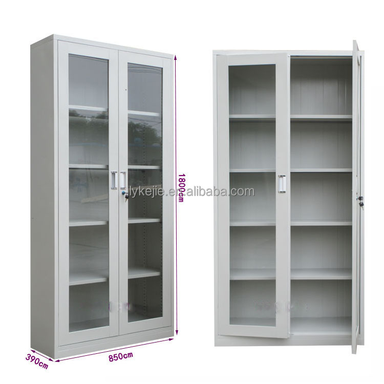 Wholesale Movable Door Small Filing Cabinet Steel Metal