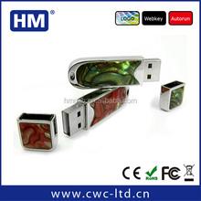 New design Metal usb flash drive metal USB flash drive FCC/CE/ROHS Custom PVC/SILICONE USB Mode fee 60 USD Mode time 3 days