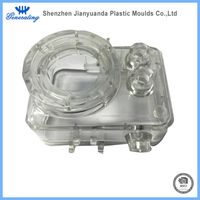 Electrical Products Plastic Camara Water-proof Cases injection mold tooling