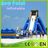 New Point inflatable slide, Cheap Inflatable Slides For Commercial Use