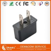 Top Selling Exceptional Quality Specialized Comfortable Design Universal To Japan Plug Adapter