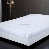 Wholesale Low MOQ Hotel Quilted Mattress Corner Covers Protectors (XJLB36)