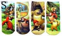 Носки для мальчиков New Style 12 AHQ0204 /7 Length18cm,