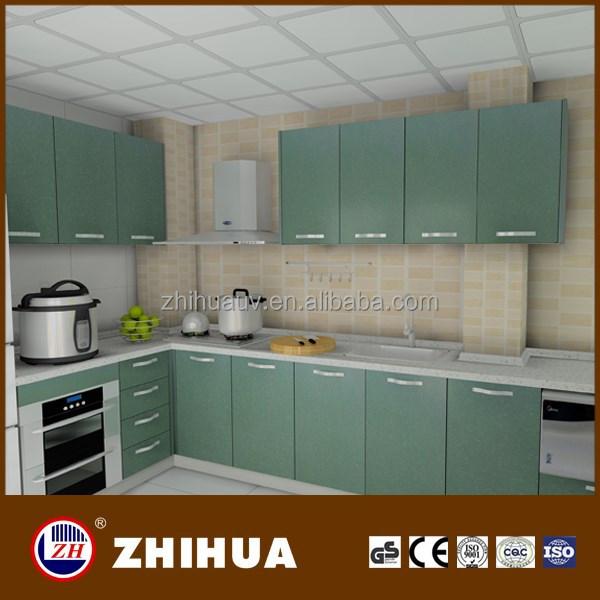 Melamine Particle Board Kitchen Cabinet - Buy Kitchen ...
