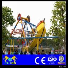 Excellent amusement ride pirate ship