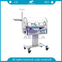 AG-IIR001A CE ISO approved hospital medical isolette incubator