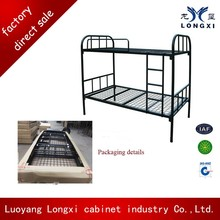 cheap metal l shaped bunk bed, adult metal bunk beds, used bunk bed for sale