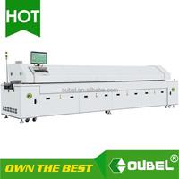 obsmt PCB euipment reflow oven, smt reflow oven, smd reflow soldering