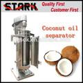 GF105 aceite de coco centrífuga centrifugadora tubular