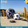 HOT sale! New Design Inflatable tyie/ Inflatable Tire Replica for Advertising