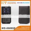Ws-6908se lcd digital de señal de satélite buscador de datos del medidor para plato de libre comercio tlc dvb-s