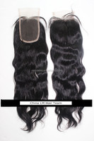 """2015 new Malaysian hair natural straight lace Closure 3.5x4"""" in stock 24 hours delivery"""