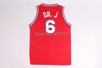dr.j #6 Erving REV 30 , : s/xxl