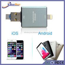 iFlash Device 32GB External OTG Flash Drive Disk USB for iPhone iPad Air iPod