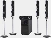 5.1 Professional surround sound speaker system