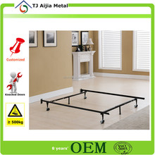 modern home bedroom furniture full/ queen bed frame, adjustable bed frame
